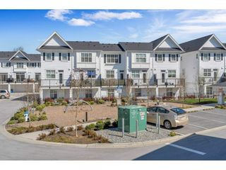 "Photo 16: 98 27735 ROUNDHOUSE Drive in Abbotsford: Aberdeen Townhouse for sale in ""Roundhouse"" : MLS®# R2566201"