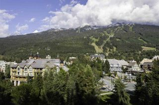 """Photo 1: 612 4315 NORTHLANDS Boulevard in Whistler: Whistler Village Condo for sale in """"CASCADE LODGE"""" : MLS®# R2388811"""