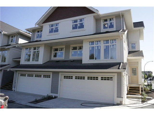 Main Photo: 25 7198 179TH STREET in : Cloverdale BC Townhouse for sale : MLS®# F1421314