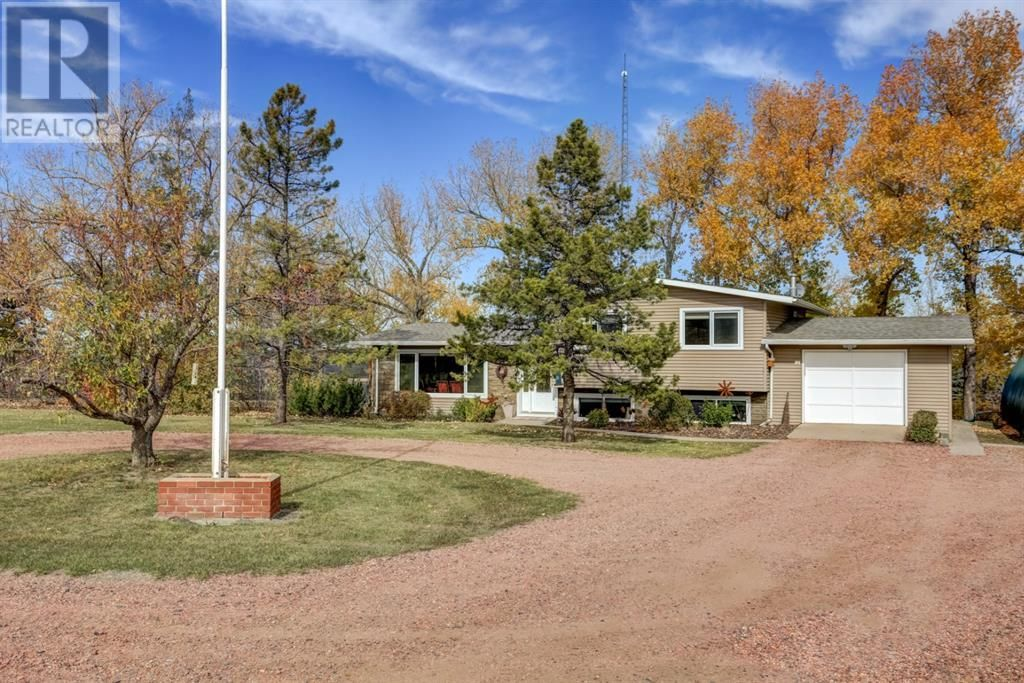 Main Photo: 201044 Hwy 569 in Rural Wheatland County: House for sale : MLS®# A1152225