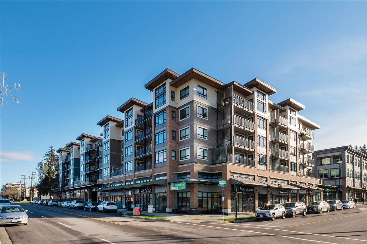 """Main Photo: 211 2525 CLARKE Street in Port Moody: Port Moody Centre Condo for sale in """"THE STRAND"""" : MLS®# R2536074"""