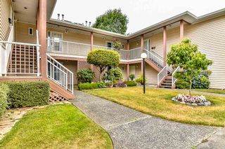 "Photo 1: 257 6875 121 Street in Surrey: West Newton Townhouse for sale in ""GLENWOOD VILLAGE HEIGHTS"" : MLS®# R2190552"