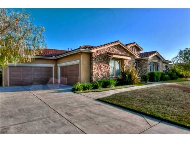 Main Photo: VALLEY CENTER House for sale : 5 bedrooms : 14225 Coeur D Alene Court
