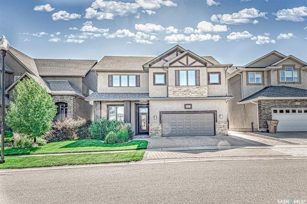 Main Photo: 4010 Goldfinch Way in Regina: The Creeks Residential for sale : MLS®# SK838078