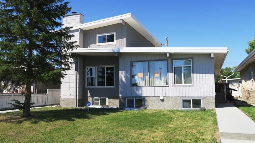 Main Photo: 2613 &    2615 39 Street SE in Calgary: Forest Lawn Duplex for sale : MLS®# A1125918