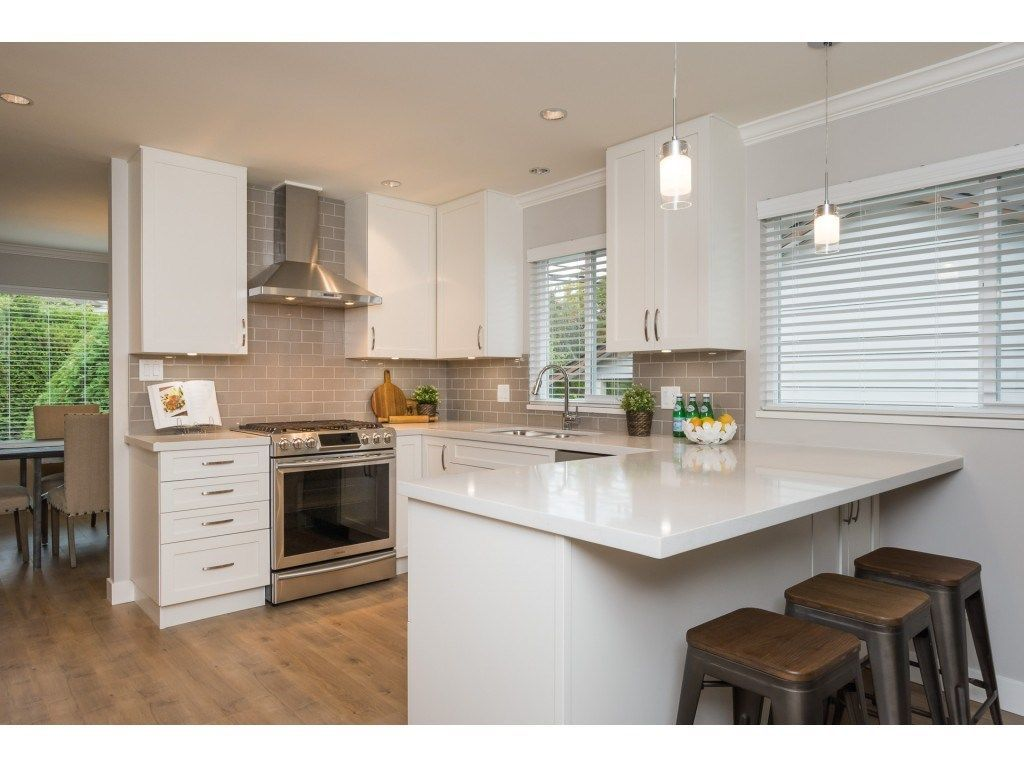 """Main Photo: 15417 19 Avenue in Surrey: King George Corridor House for sale in """"Bakerview"""" (South Surrey White Rock)  : MLS®# R2230397"""
