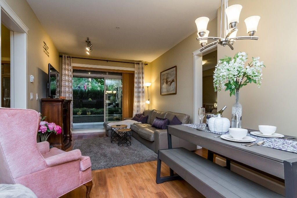"""Photo 13: Photos: 155 8328 207A Street in Langley: Willoughby Heights Condo for sale in """"YORKSON CREEK"""" : MLS®# R2201226"""