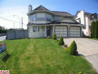 "Photo 1: 6005 190 Street in Surrey: Cloverdale BC House for sale in ""CLOVERDALE HILL"" (Cloverdale)  : MLS®# F1121488"