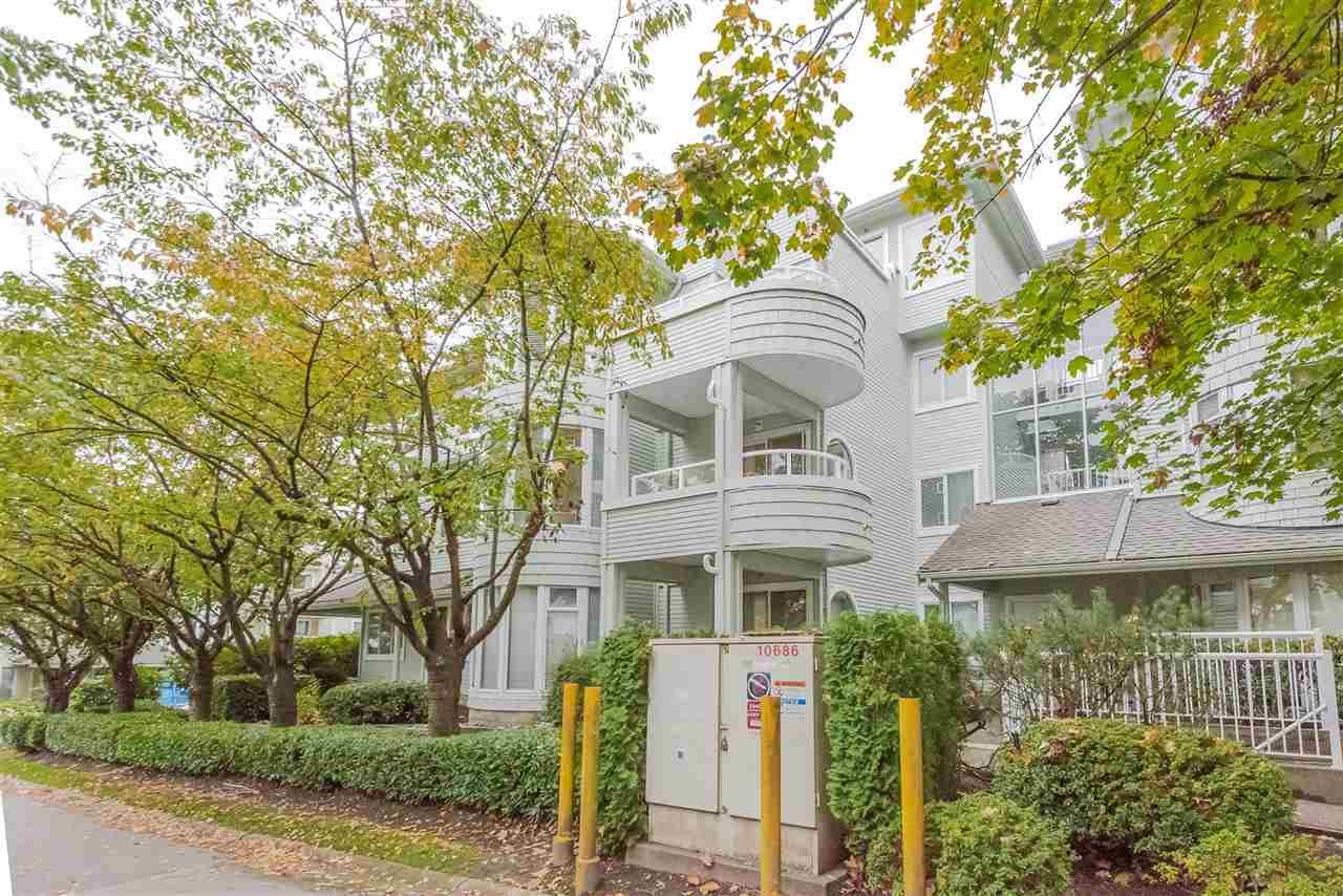 """Main Photo: 202 7580 COLUMBIA Street in Vancouver: Marpole Condo for sale in """"THE SPRINGS AT LANGARA"""" (Vancouver West)  : MLS®# R2356689"""