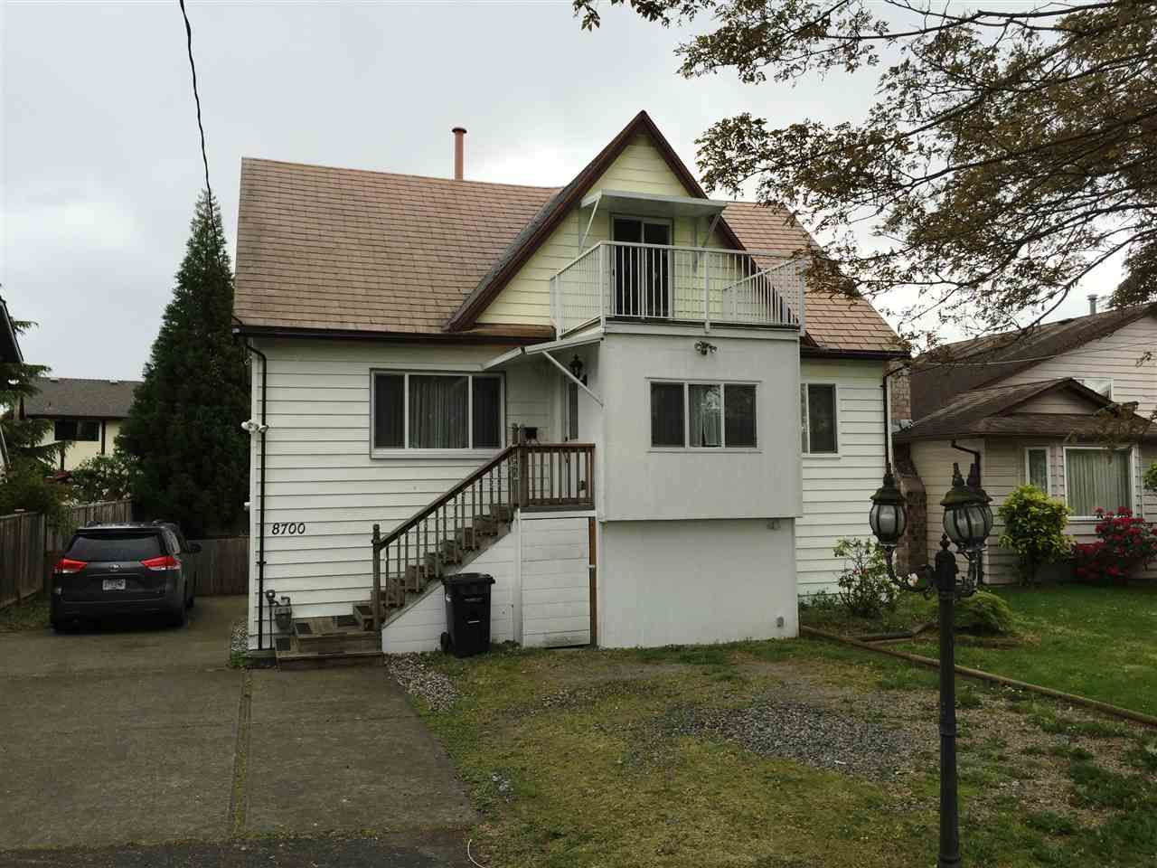 Main Photo: 8700 NO 2 ROAD in : Woodwards House for sale : MLS®# R2068969