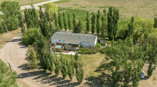 Photo 2: 242031   232 Township Road NE in Rural Wheatland County: House for sale : MLS®# A1061769
