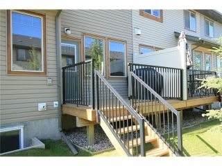 Photo 25: 204 413 RIVER Avenue: Cochrane House for sale : MLS®# C4104629