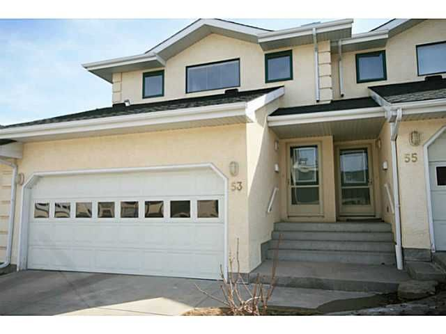 Main Photo: 53 200 SANDSTONE Drive NW in CALGARY: Sandstone Residential Attached for sale (Calgary)  : MLS®# C3560981