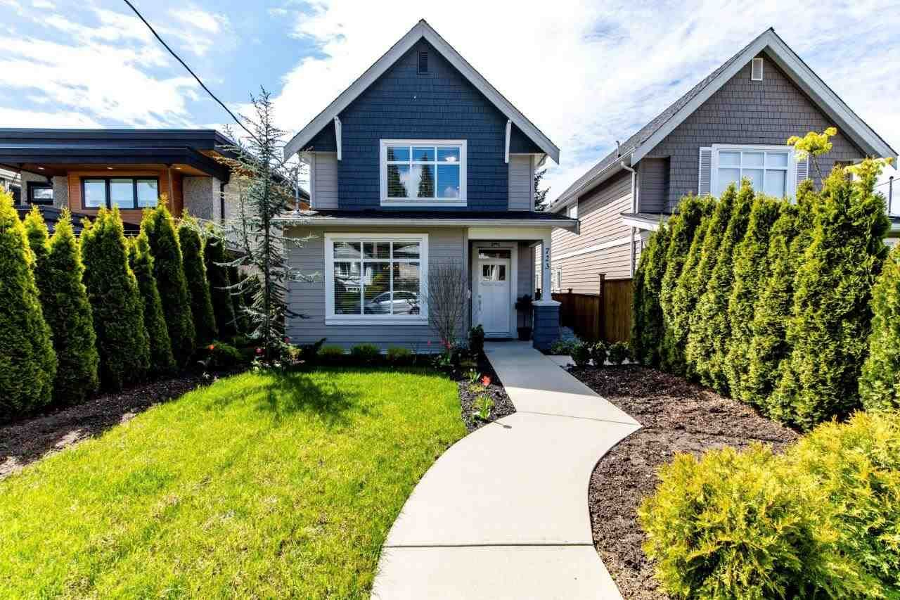 Main Photo: 723 E 15TH STREET in North Vancouver: Boulevard House for sale : MLS®# R2363687