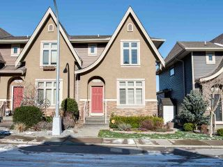 """Photo 1: 21153 77B Avenue in Langley: Willoughby Heights Condo for sale in """"Yorkson Shaunessy Mews"""" : MLS®# R2338148"""