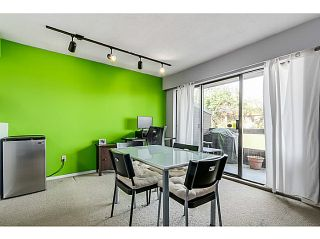 Photo 4: 204 1827 W 3RD Avenue in Vancouver: Kitsilano Condo for sale (Vancouver West)  : MLS®# V1109586