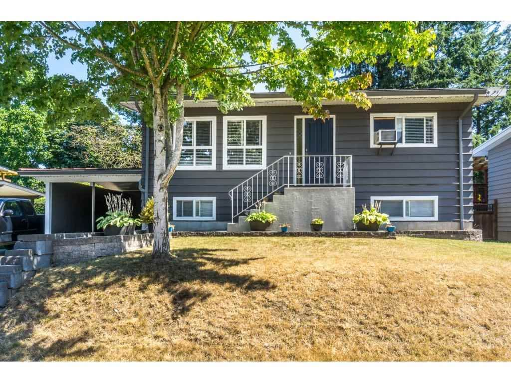 Main Photo: 3462 ETON Crescent in Abbotsford: Abbotsford East House for sale : MLS®# R2100252