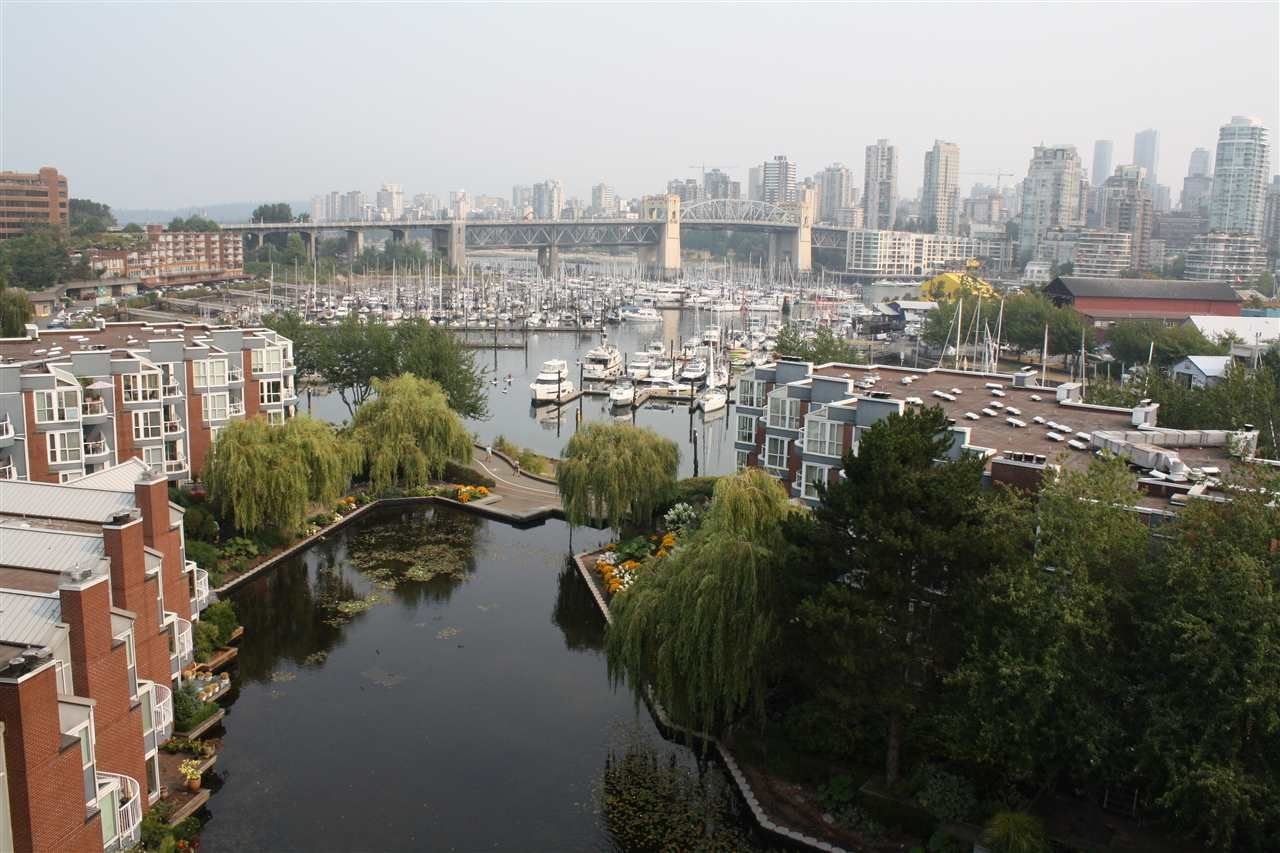 """Main Photo: 759 1515 W 2ND Avenue in Vancouver: False Creek Condo for sale in """"ISLAND COVER"""" (Vancouver West)  : MLS®# R2195310"""