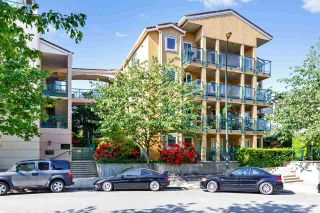"""Photo 1: 307 12 LAGUNA Court in New Westminster: Quay Condo for sale in """"LAGUNA COURT"""" : MLS®# R2272136"""