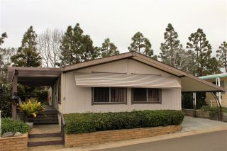 Photo 1: CARLSBAD SOUTH Manufactured Home for sale : 2 bedrooms : 7322 San Bartolo #218 in Carlsbad
