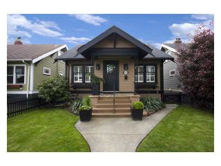 """Photo 1: 2356 CHARLES Street in Vancouver: Grandview VE House for sale in """"COMMERCIAL DRIVE"""" (Vancouver East)  : MLS®# V826451"""