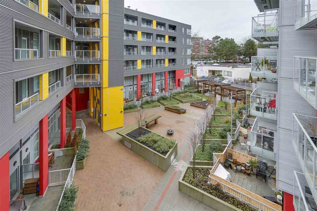 """Photo 17: Photos: 521 384 E 1ST Avenue in Vancouver: Mount Pleasant VE Condo for sale in """"CANVAS"""" (Vancouver East)  : MLS®# R2230543"""