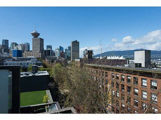 """Photo 9: 604 12 WATER Street in Vancouver: Downtown VW Condo for sale in """"WATER STREET GARAGE"""" (Vancouver West)  : MLS®# V1119497"""
