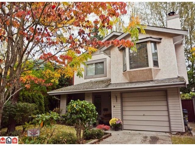 "Main Photo: 6064 195A Street in Surrey: Cloverdale BC House for sale in ""Cloverdale"" (Cloverdale)  : MLS®# F1225982"