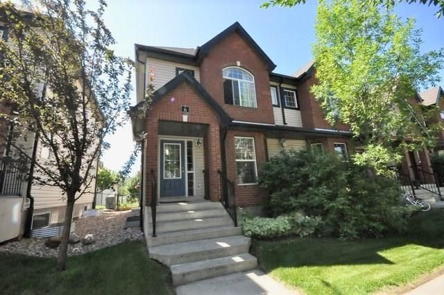 Main Photo: 6 5281 TERWILLEGAR Boulevard in Edmonton: Zone 14 Townhouse for sale : MLS®# E4242639