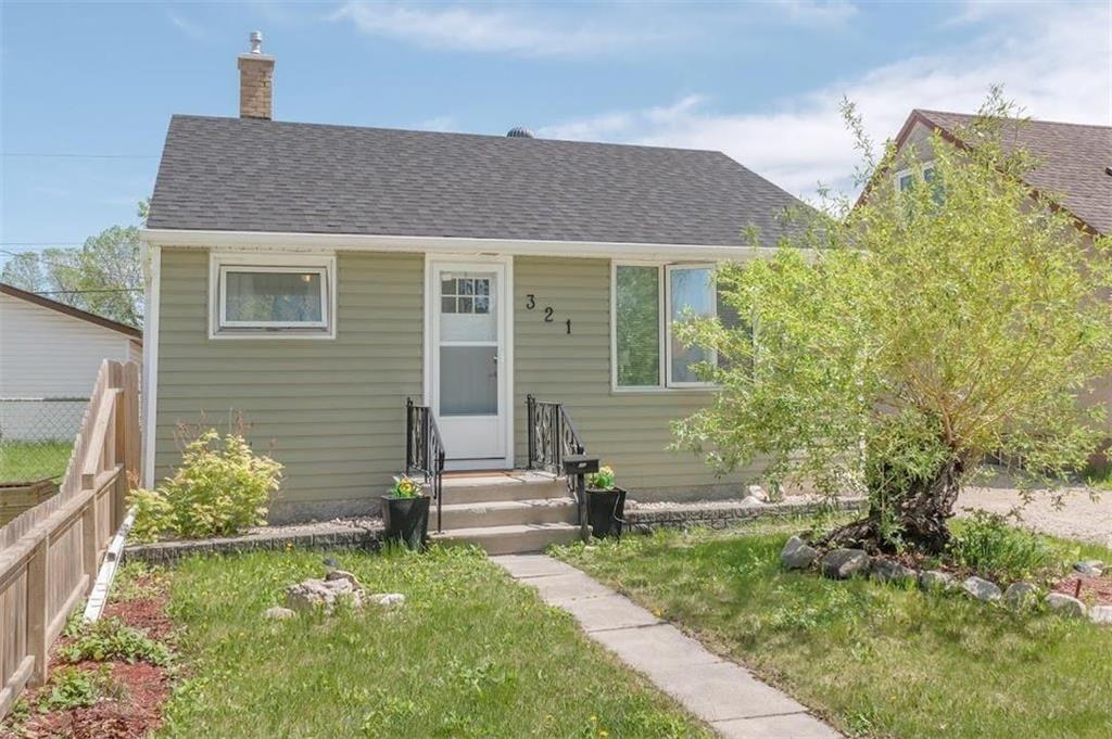 Main Photo: 321 Marjorie Street in Winnipeg: St James Residential for sale (5E)  : MLS®# 202113312
