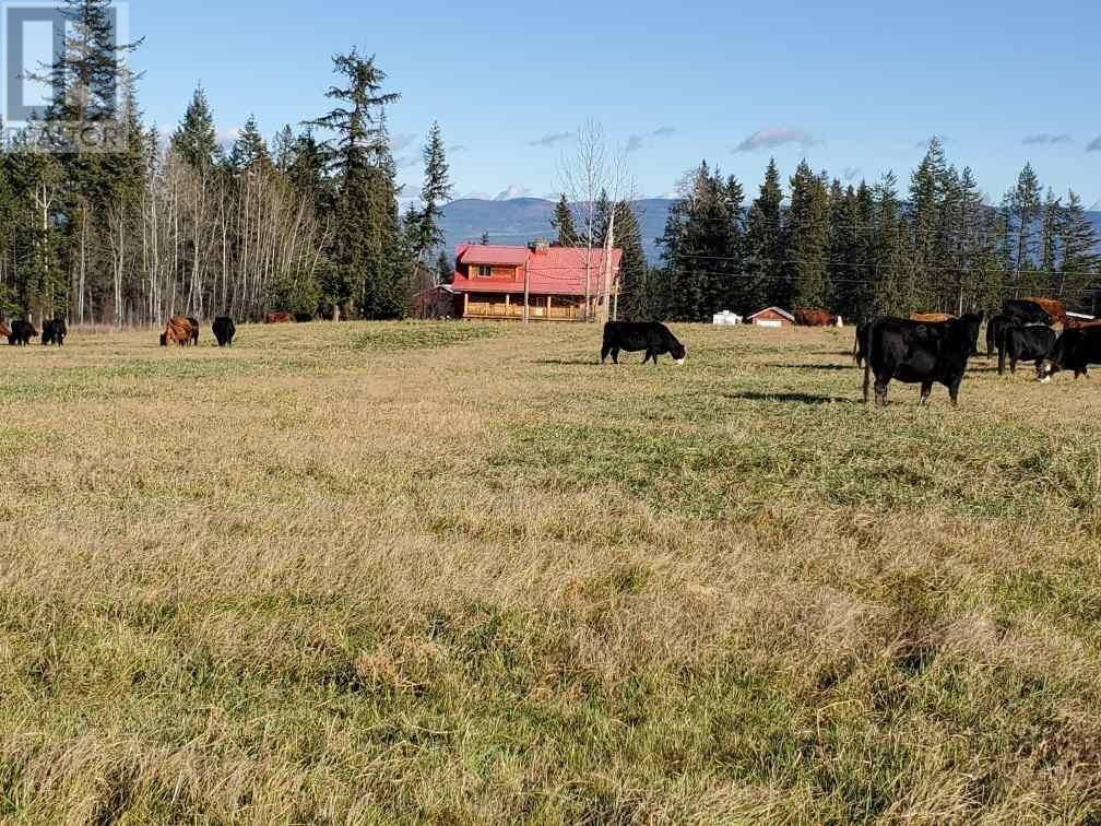 Main Photo: 5664 WEST FRASER ROAD in Quesnel (Zone 28): Agriculture for sale : MLS®# C8037264