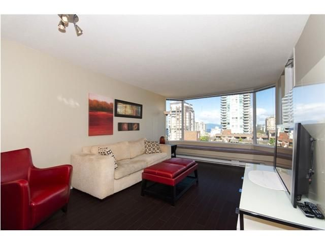 """Main Photo: 1004 1330 HORNBY Street in Vancouver: Downtown VW Condo for sale in """"HORNBY COURT"""" (Vancouver West)  : MLS®# V886138"""