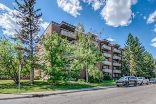 Main Photo: 308 903 19 Avenue SW in Calgary: Lower Mount Royal Apartment for sale : MLS®# A1116838