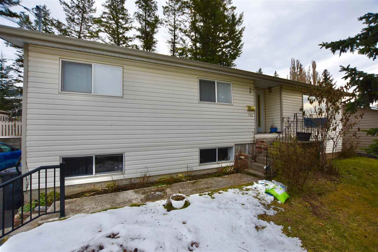Main Photo: 732 N 4TH Avenue in Williams Lake: Williams Lake - City House for sale (Williams Lake (Zone 27))  : MLS®# R2522139