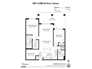 """Photo 2: 209 16380 64 Avenue in Surrey: Cloverdale BC Condo for sale in """"The Ridge at Bose Farms"""" (Cloverdale)  : MLS®# R2589170"""