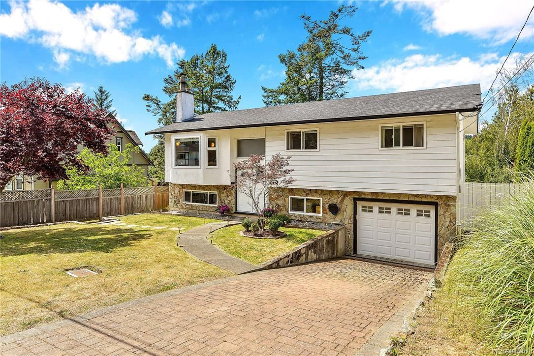 Main Photo: 4374 Torquay Dr in Saanich: SE Gordon Head House for sale (Saanich East)  : MLS®# 844466