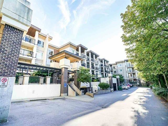 """Main Photo: 107 9655 KING GEORGE Boulevard in Surrey: Whalley Condo for sale in """"The Gruv"""" (North Surrey)  : MLS®# R2560249"""