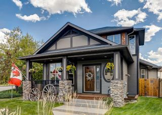 Photo 1: 1104 Channelside Way SW: Airdrie Detached for sale : MLS®# A1100000