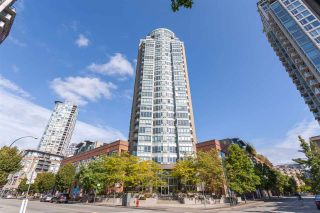 """Photo 1: 803 63 KEEFER Place in Vancouver: Downtown VW Condo for sale in """"EUROPA"""" (Vancouver West)  : MLS®# R2098898"""