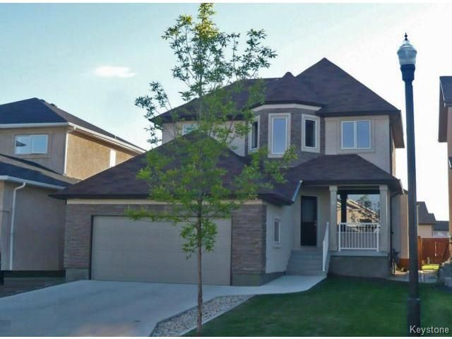 Main Photo: 6 Kingfisher Crescent in Winnipeg: Residential for sale : MLS®# 1414039