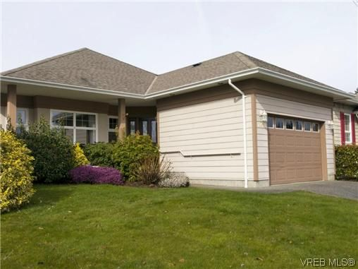 Main Photo: 7972 Polo Park Crescent in SAANICHTON: CS Saanichton Residential for sale (Central Saanich)  : MLS®# 312131