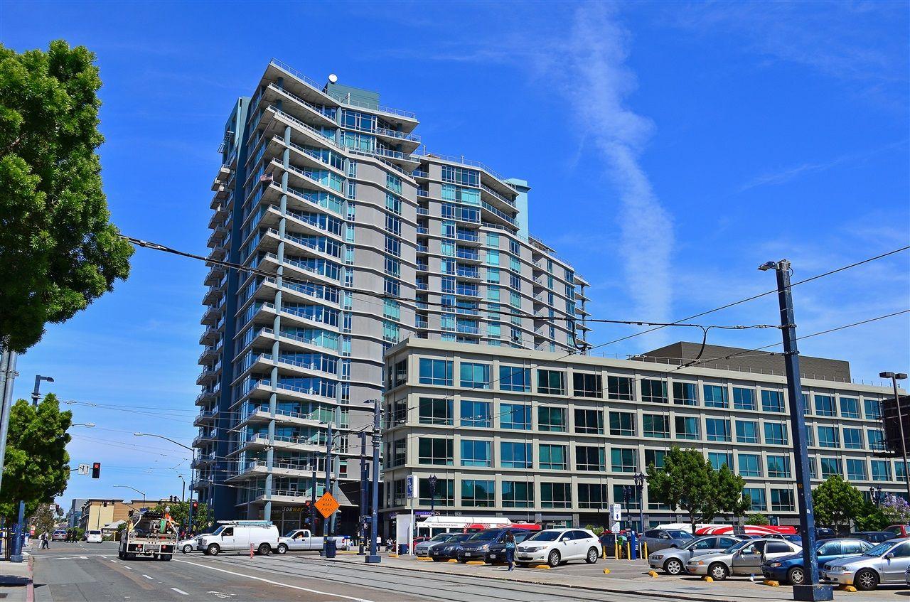 Main Photo: Condo for sale: 1080 Park Blvd #1308 in San Diego