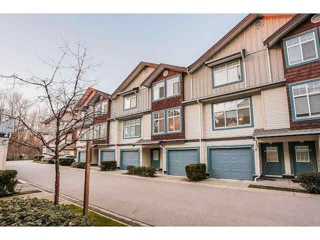Main Photo: 37 16588 FRASER Highway in Surrey: Fleetwood Tynehead Townhouse for sale : MLS®# F1433200