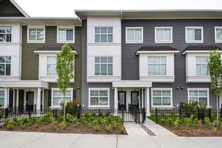 Photo 1: 26 27735 ROUNDHOUSE Drive in Abbotsford: Abbotsford West Townhouse for sale : MLS®# R2514600
