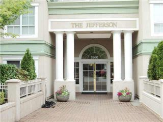 "Photo 1: 305 2960 PRINCESS Crescent in Coquitlam: Canyon Springs Condo for sale in ""THE JEFFERSON"" : MLS®# V1141553"