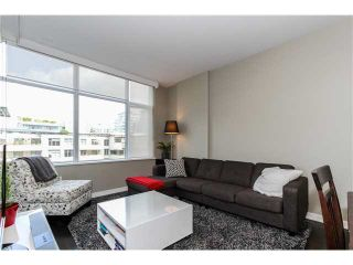 """Photo 6: 512 181 W 1ST Avenue in Vancouver: False Creek Condo for sale in """"BROOK-THE VILLAGE ON FALSE CREEK"""" (Vancouver West)  : MLS®# V1134606"""