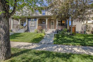 Photo 2: 161 Chaparral Valley Drive SE in Calgary: Chaparral Semi Detached for sale : MLS®# A1124352