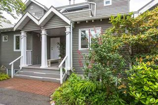 """Photo 2: 1585 BOWSER Avenue in North Vancouver: Norgate Townhouse for sale in """"Illahee"""" : MLS®# R2465696"""