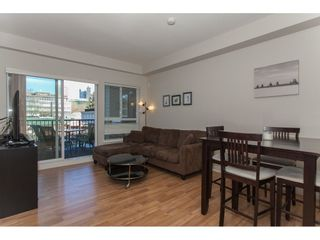 """Photo 7: 322 9655 KING GEORGE Boulevard in Surrey: Whalley Condo for sale in """"GRUV"""" (North Surrey)  : MLS®# R2134761"""
