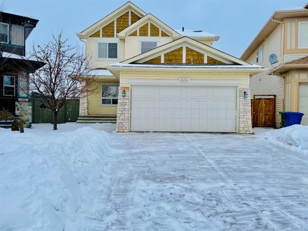 Main Photo: 804 Coopers Square SW: Airdrie Detached for sale : MLS®# A1066550